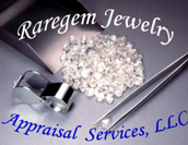Raregem Jewelry Appraisal Services, LLC.